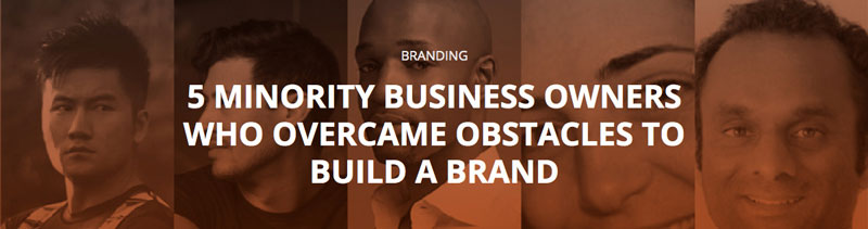 Thryv article about building a brand